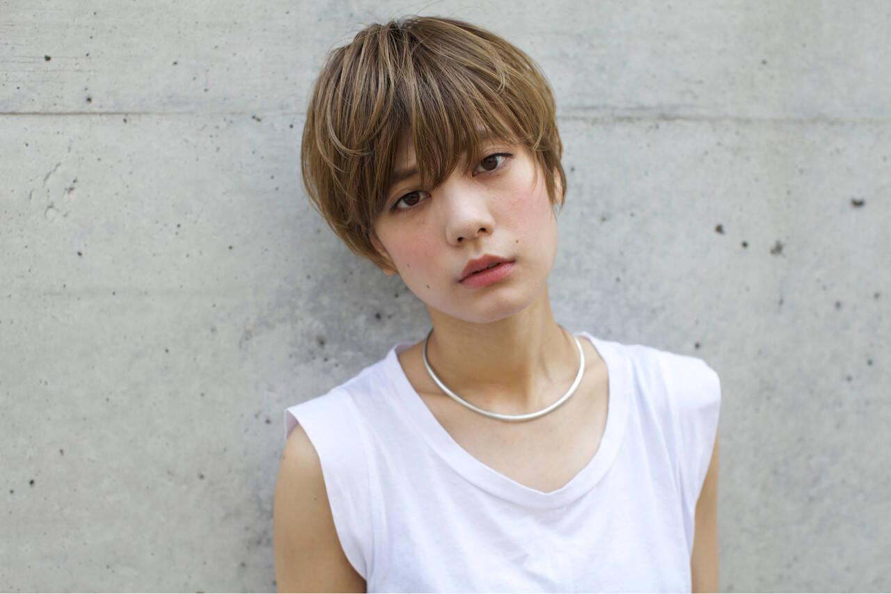 大人かわいい 外国人風 外国人風カラー ナチュラルヘアスタイルや髪型の写真・画像