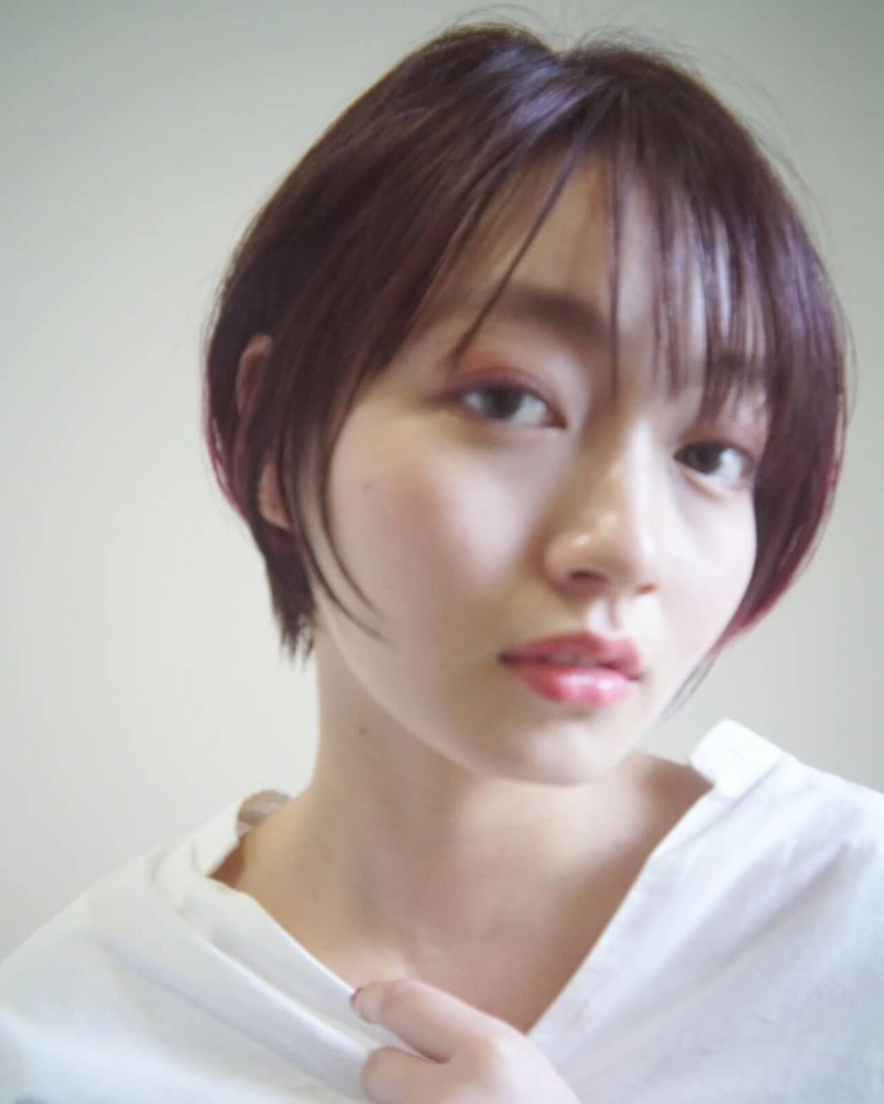 ハンサムショート 阿藤俊也 大人ヘアスタイル モードヘアスタイルや髪型の写真・画像