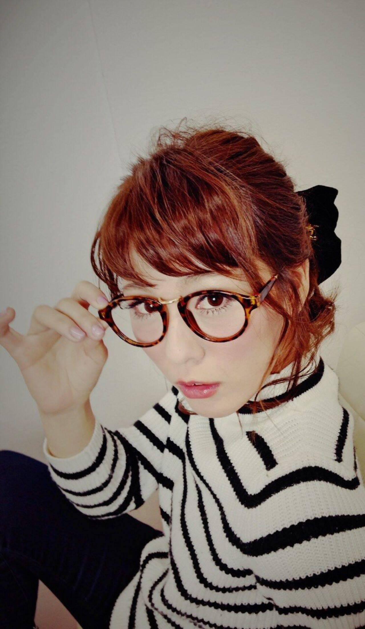 簡単ヘアアレンジ ストリート ヘアアレンジ 三つ編みヘアスタイルや髪型の写真・画像