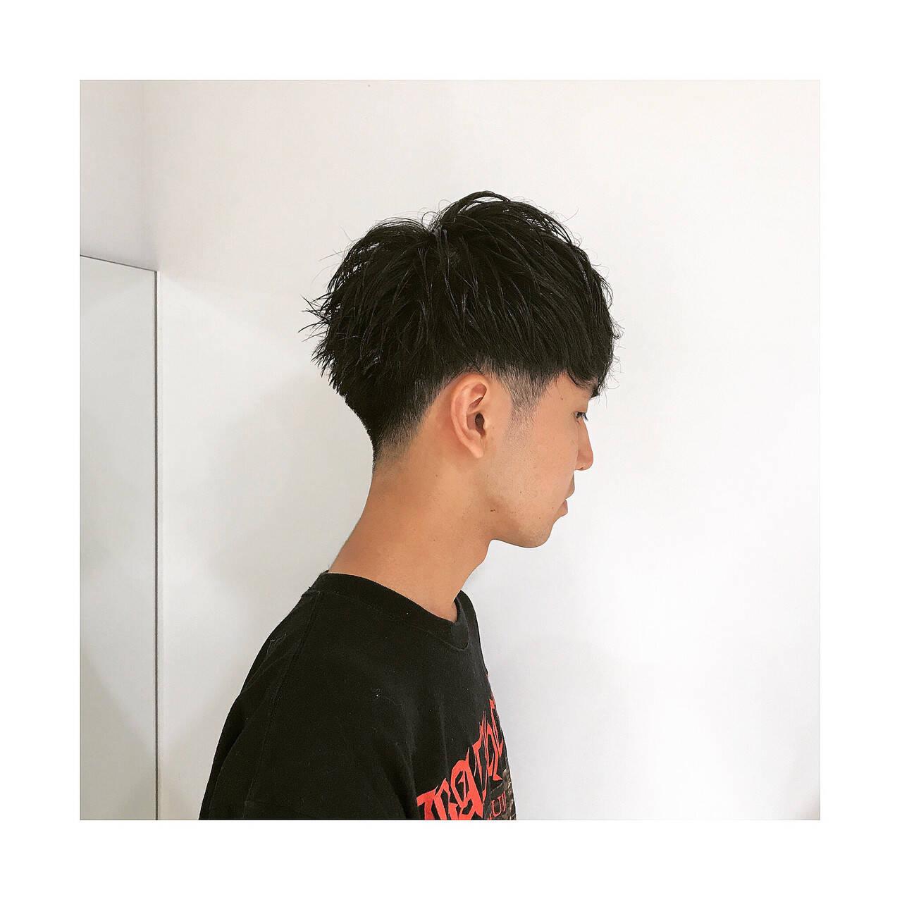 刈り上げ ストリート メンズヘア メンズヘアスタイルや髪型の写真・画像