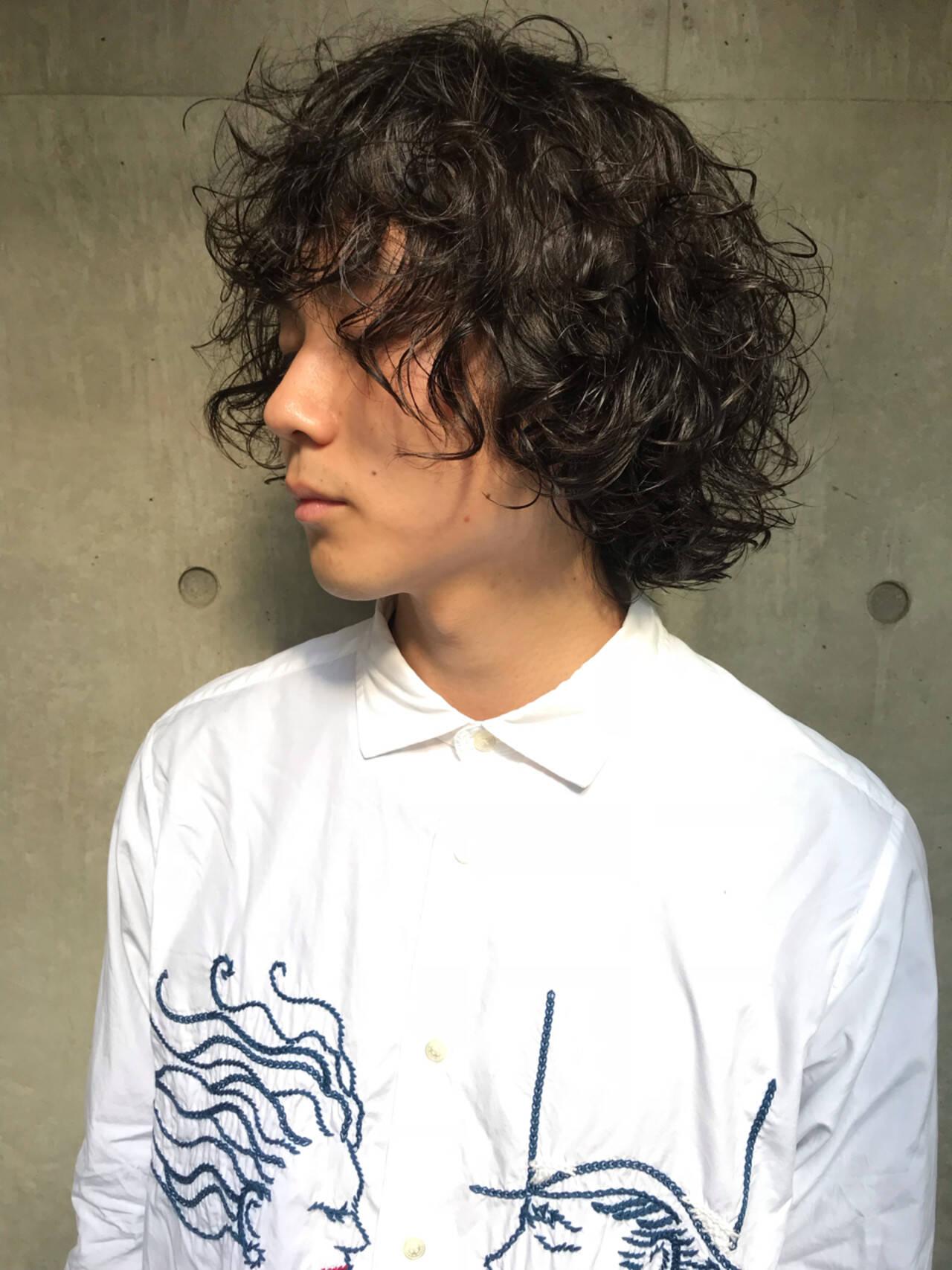 ウェーブ ヘアアレンジ 簡単ヘアアレンジ ショートヘアスタイルや髪型の写真・画像