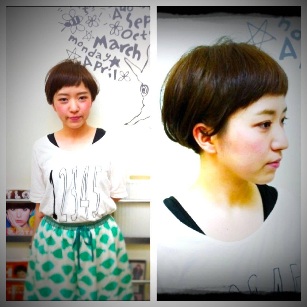 木村カエラ ブラウンベージュ アッシュ ショートヘアスタイルや髪型の写真・画像