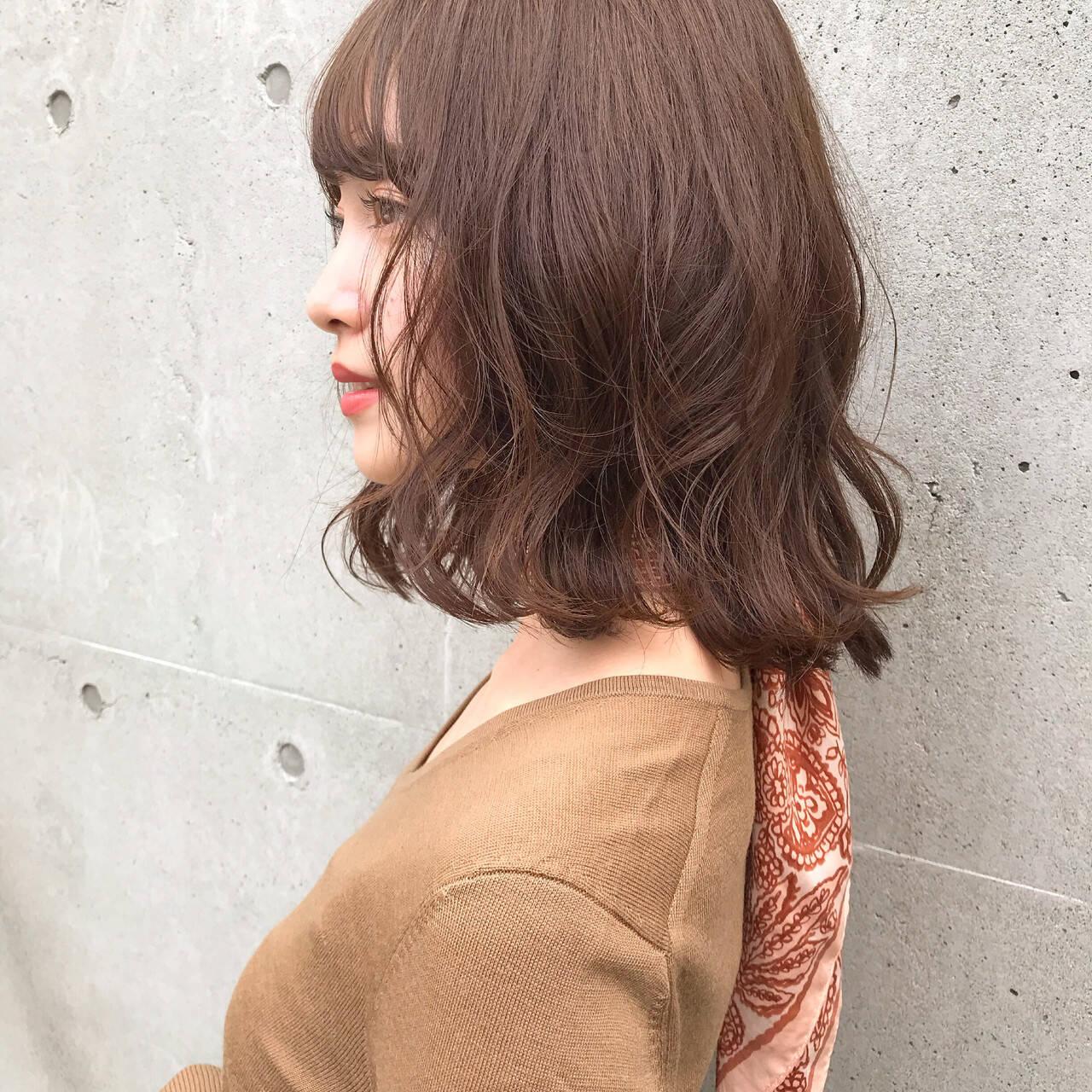 アンニュイほつれヘア ナチュラル デート 大人かわいいヘアスタイルや髪型の写真・画像
