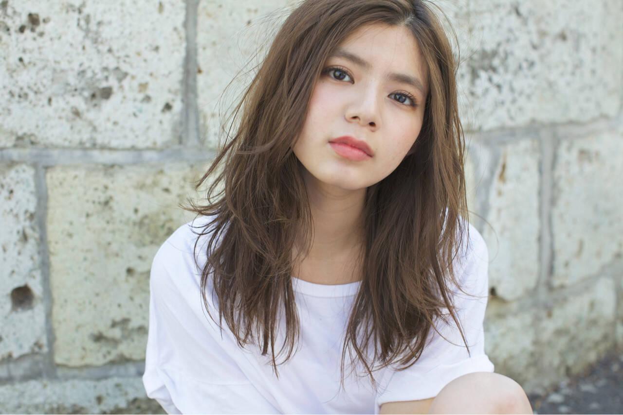ハイライト 外国人風カラー 外国人風 大人かわいいヘアスタイルや髪型の写真・画像
