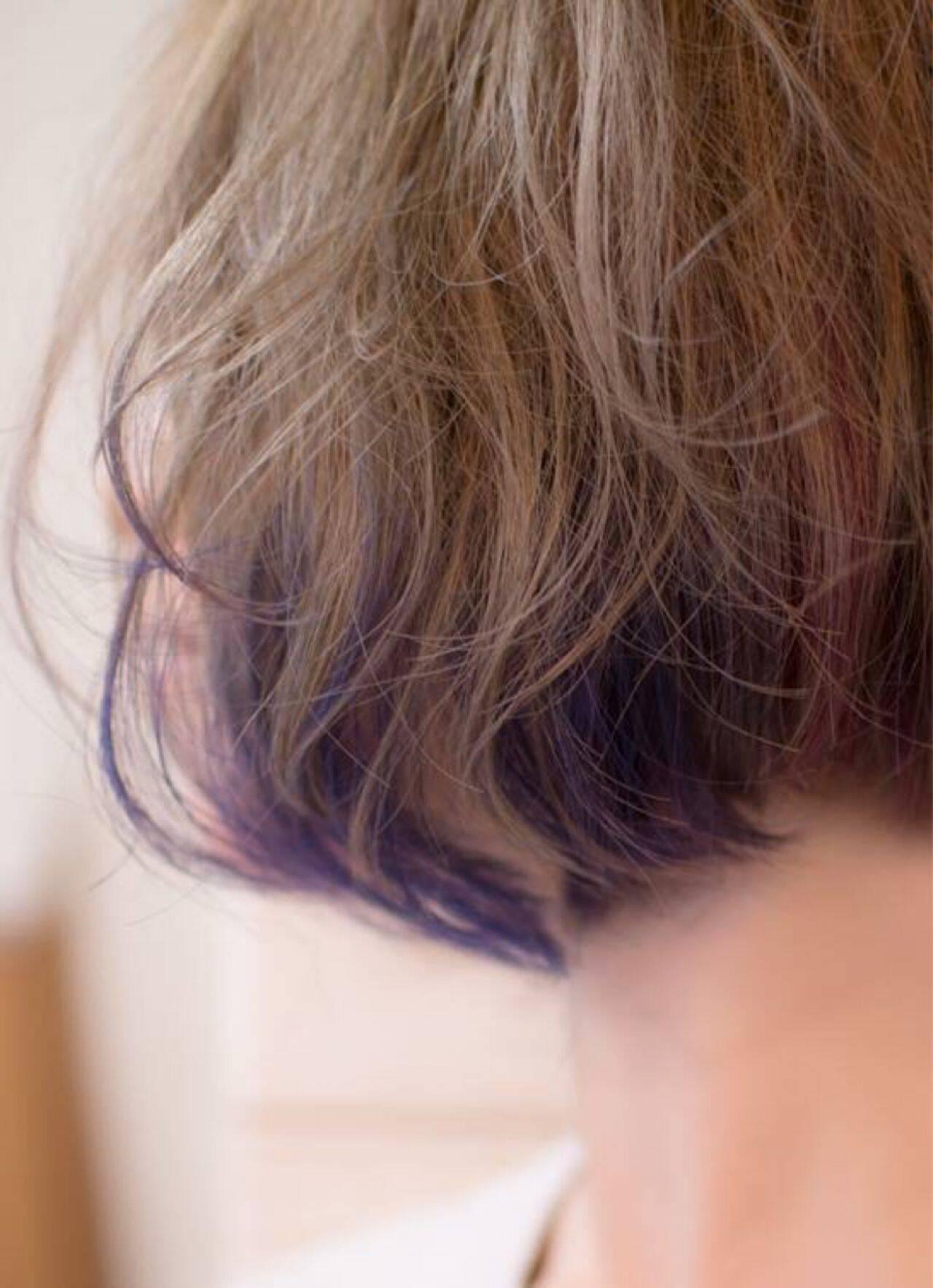 秋 ボブ 大人女子 ナチュラルヘアスタイルや髪型の写真・画像