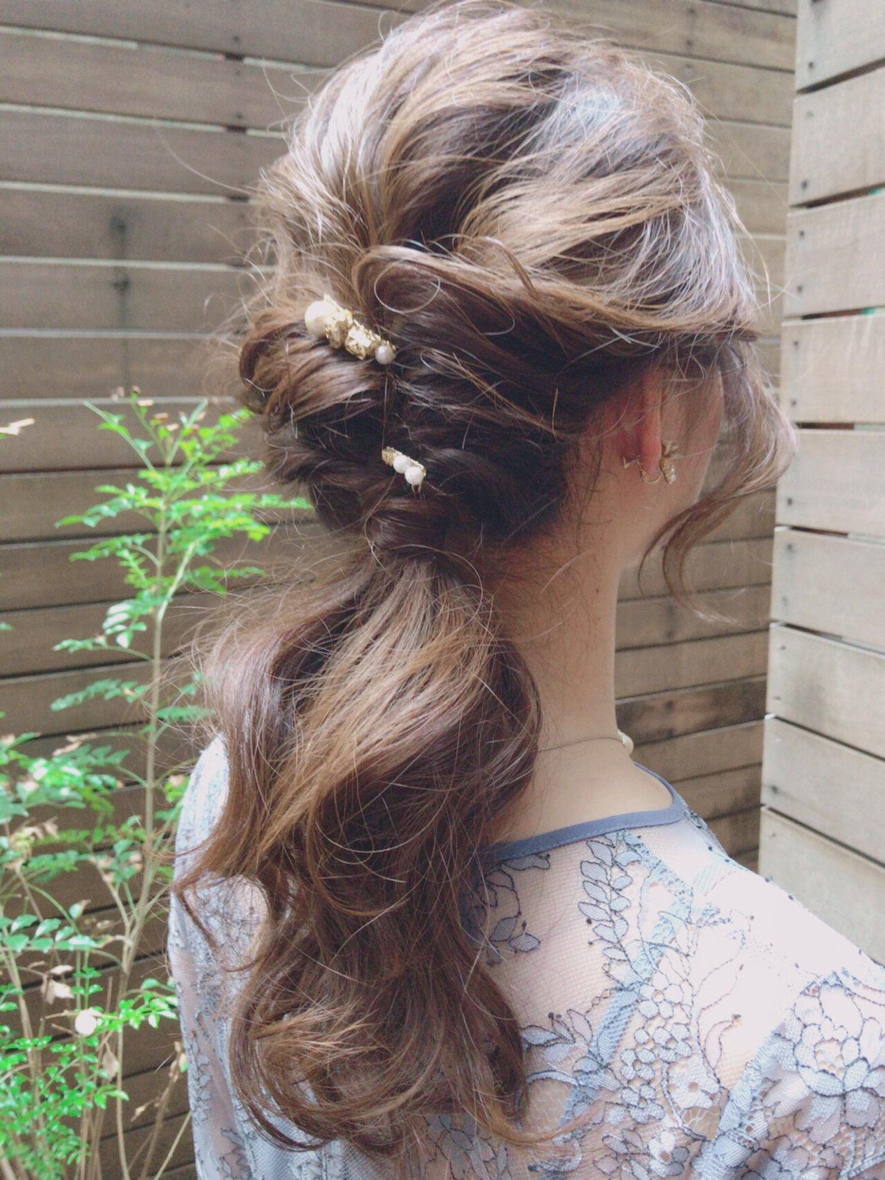 デート モテ髪 可愛いヘアスタイルや髪型の写真・画像