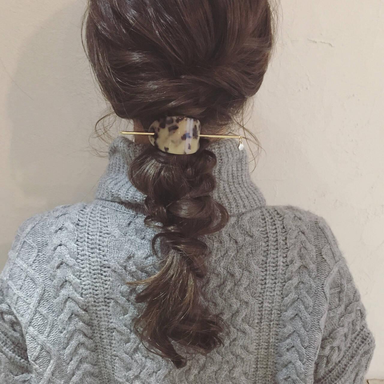 ナチュラル コンサバ マジェステ ゆるふわヘアスタイルや髪型の写真・画像
