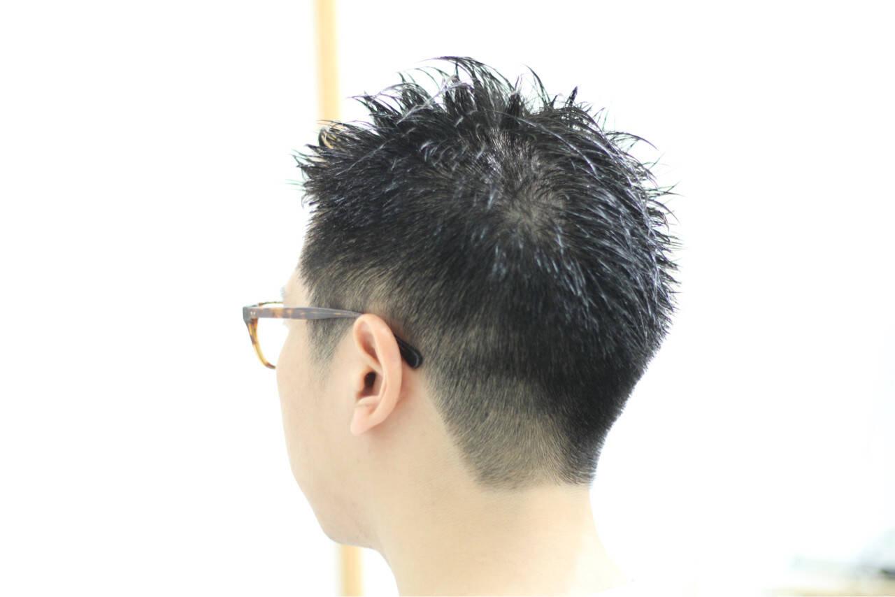 オフィス ショート スポーツ ナチュラルヘアスタイルや髪型の写真・画像