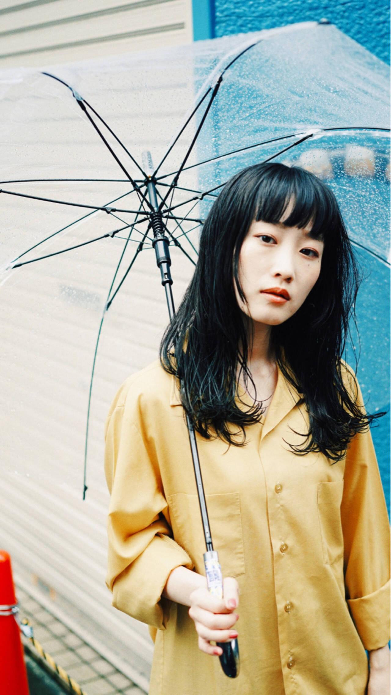 ストリート 秋 前髪あり 外国人風カラーヘアスタイルや髪型の写真・画像