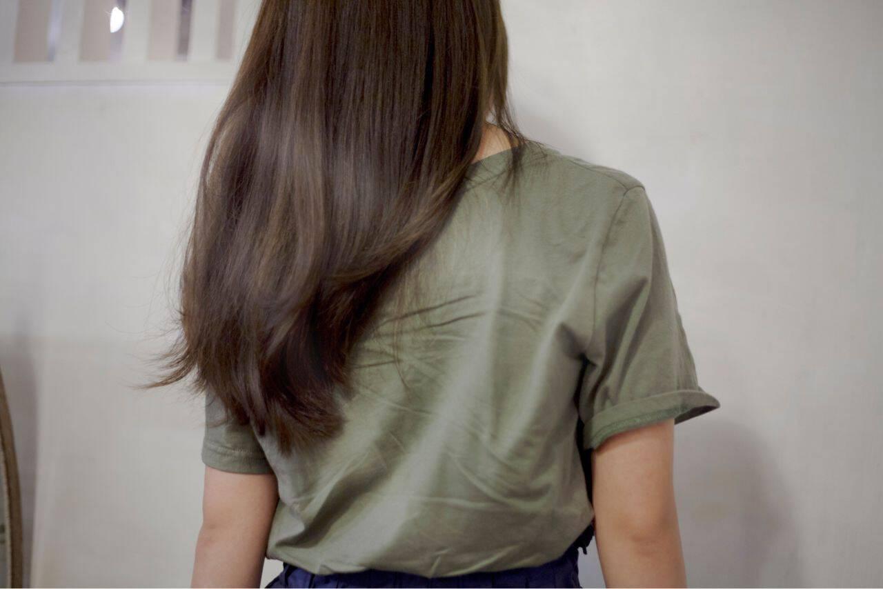 ストリート 艶髪 ゆるふわ 大人かわいいヘアスタイルや髪型の写真・画像