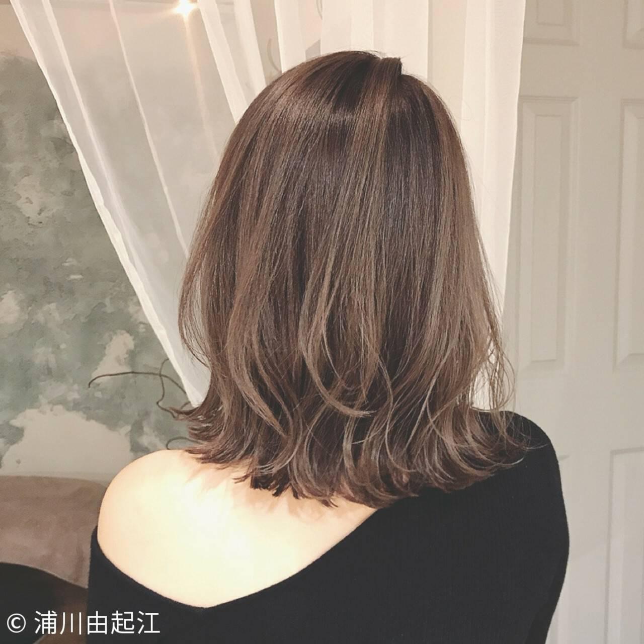女子力 デート 大人かわいい ボブヘアスタイルや髪型の写真・画像