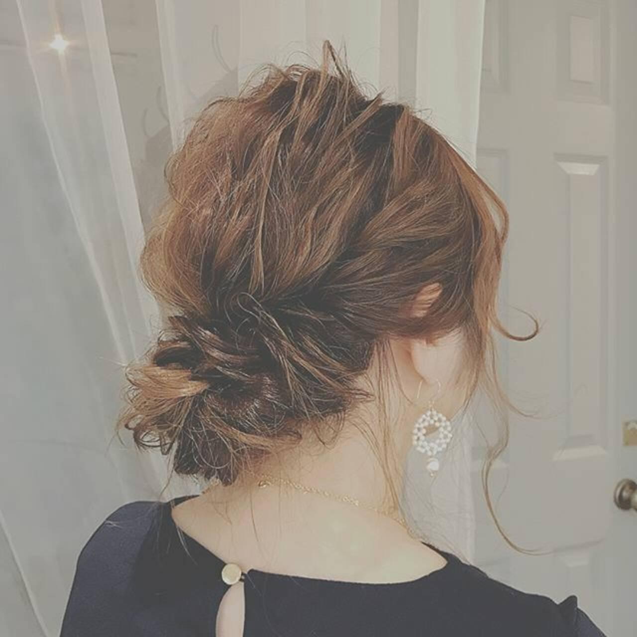 フェミニン ゆるふわ ロング 大人かわいいヘアスタイルや髪型の写真・画像