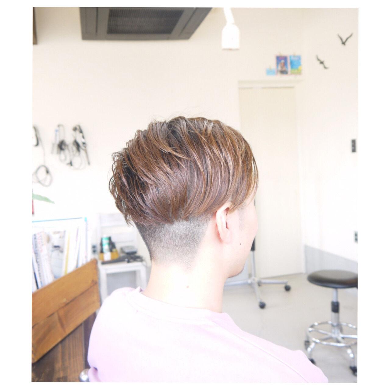ナチュラル ショート 坊主 ボーイッシュヘアスタイルや髪型の写真・画像