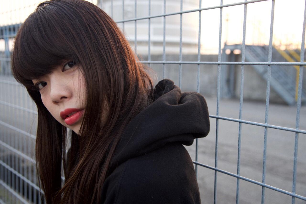 成人式 簡単ヘアアレンジ ナチュラル ロングヘアスタイルや髪型の写真・画像