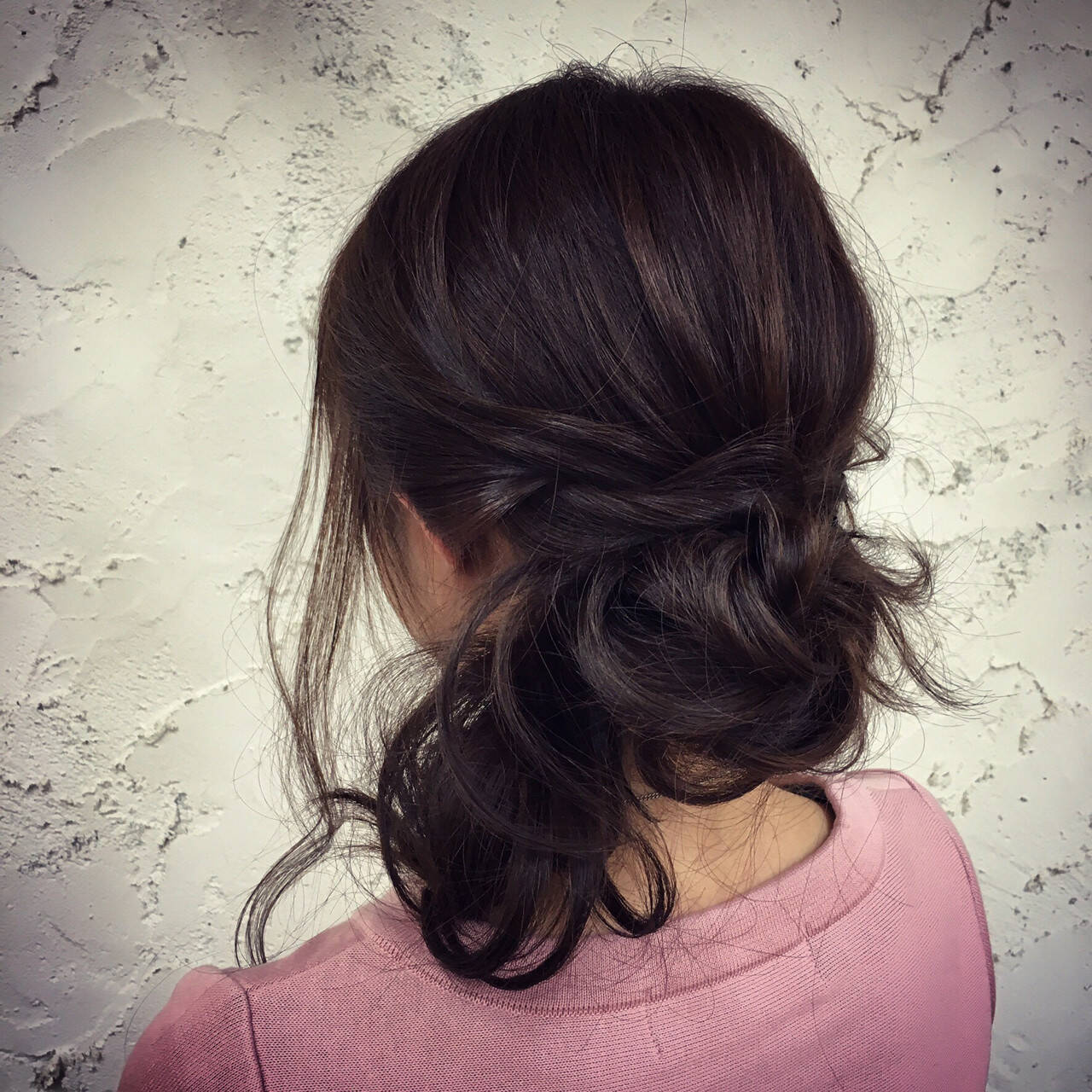 ナチュラル 簡単ヘアアレンジ モテ髪 愛されヘアスタイルや髪型の写真・画像
