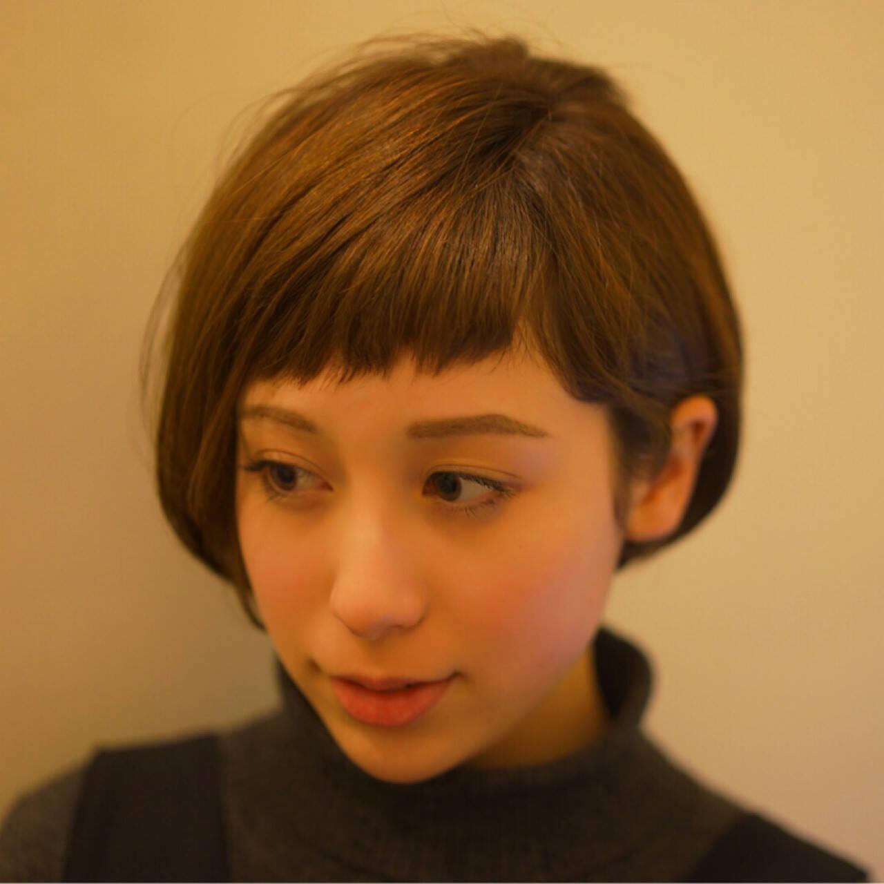 フェミニン 外国人風 モード ナチュラルヘアスタイルや髪型の写真・画像