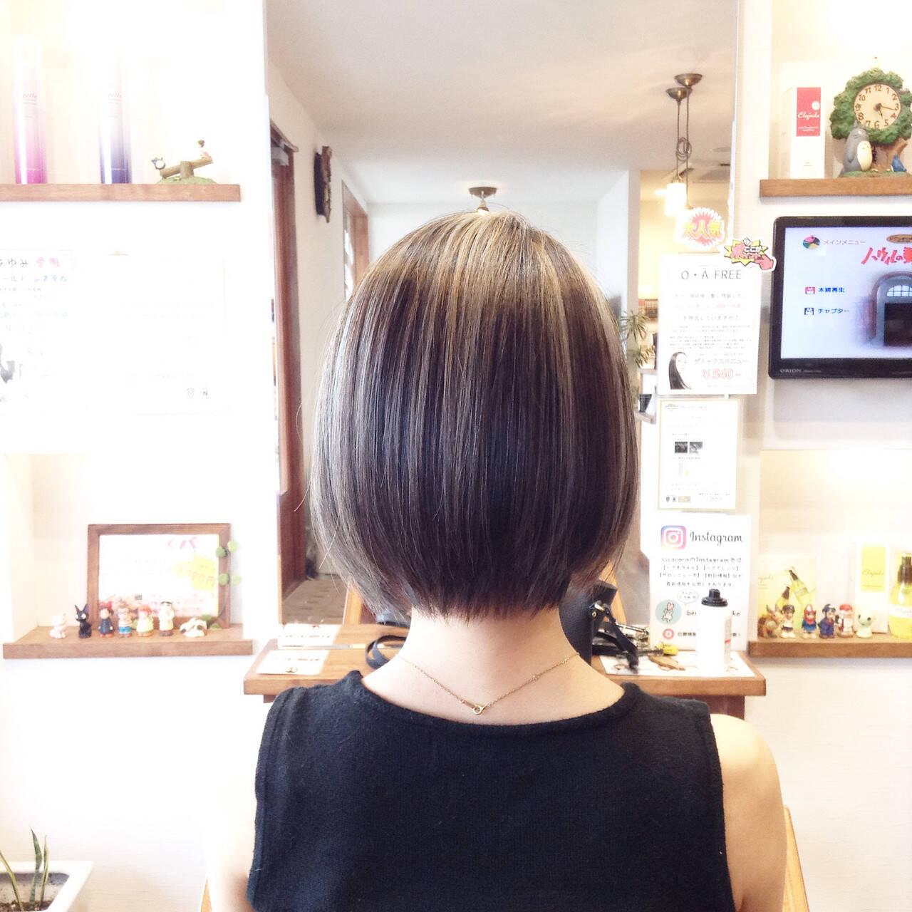 成人式 バレイヤージュ エレガント メッシュヘアスタイルや髪型の写真・画像