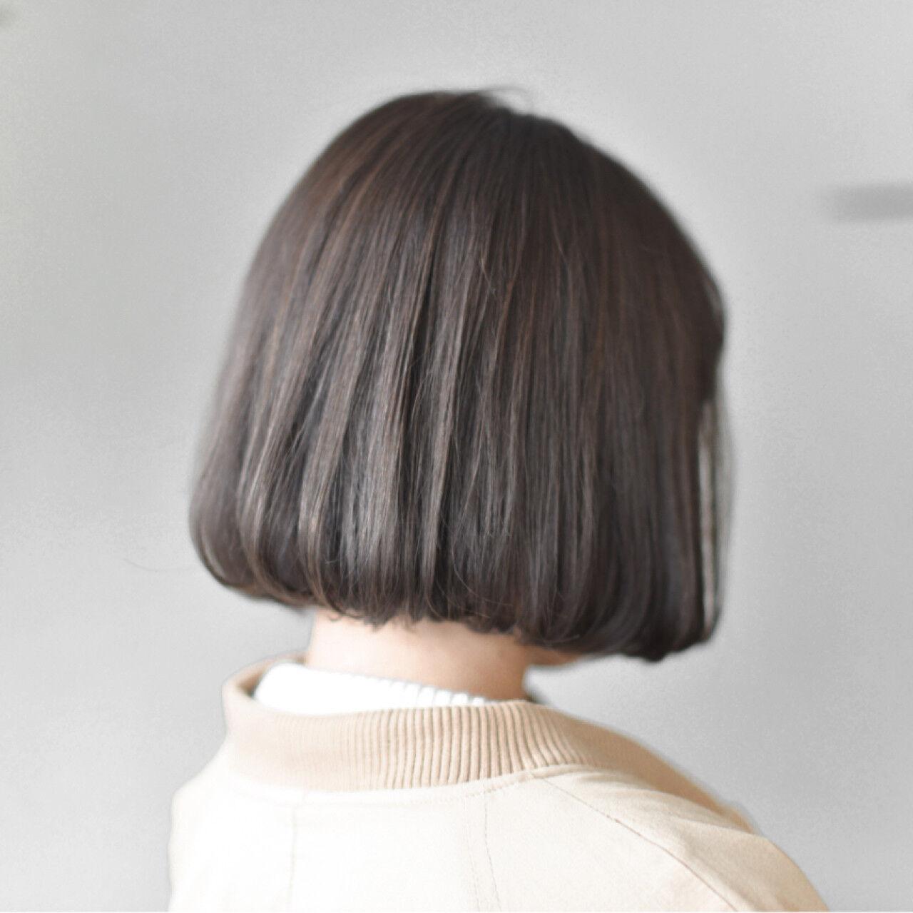 ナチュラル グレージュ ミルクティー 色気ヘアスタイルや髪型の写真・画像