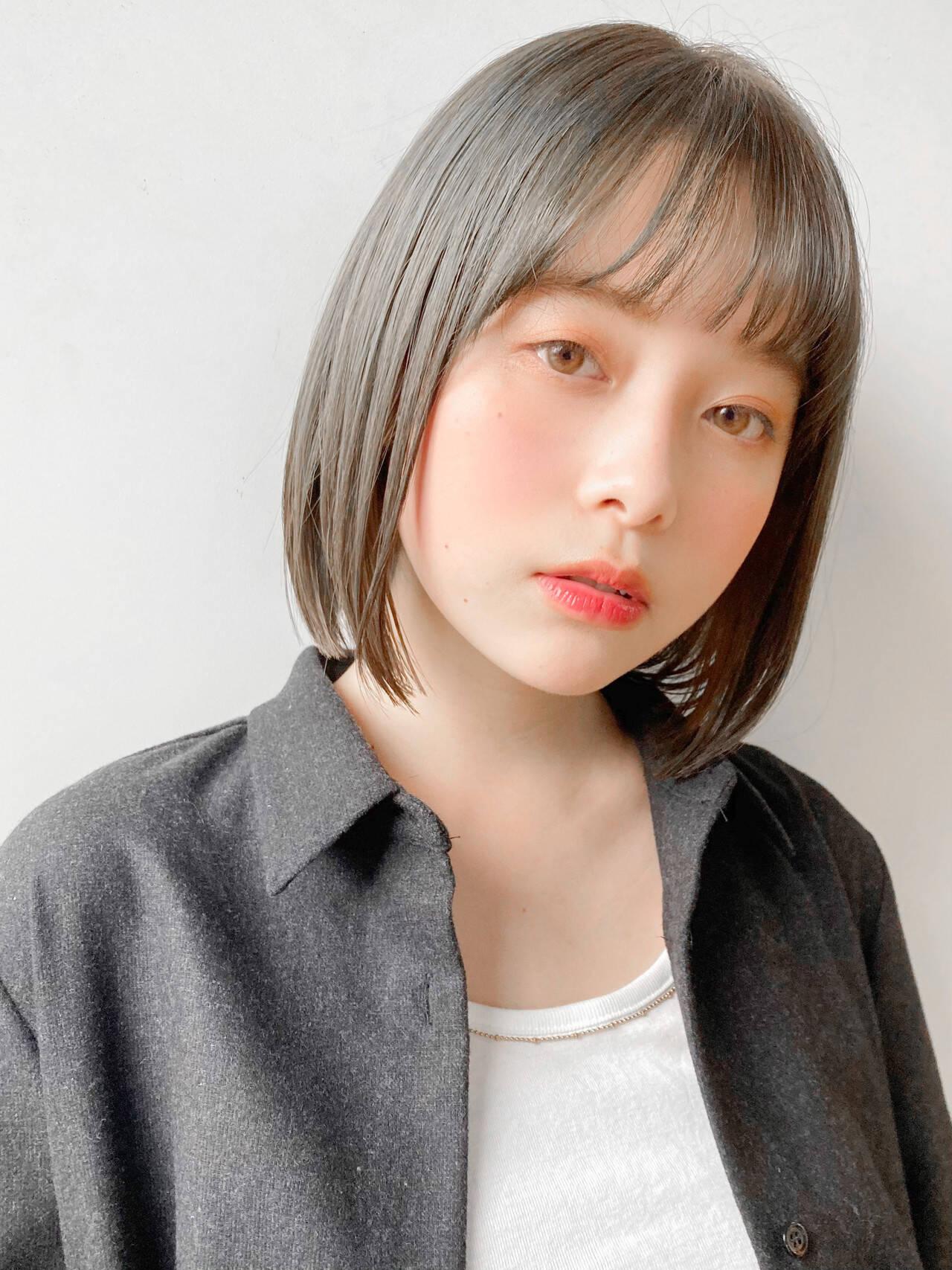 ゆるふわパーマ 似合わせカット レイヤースタイル ハイライトヘアスタイルや髪型の写真・画像