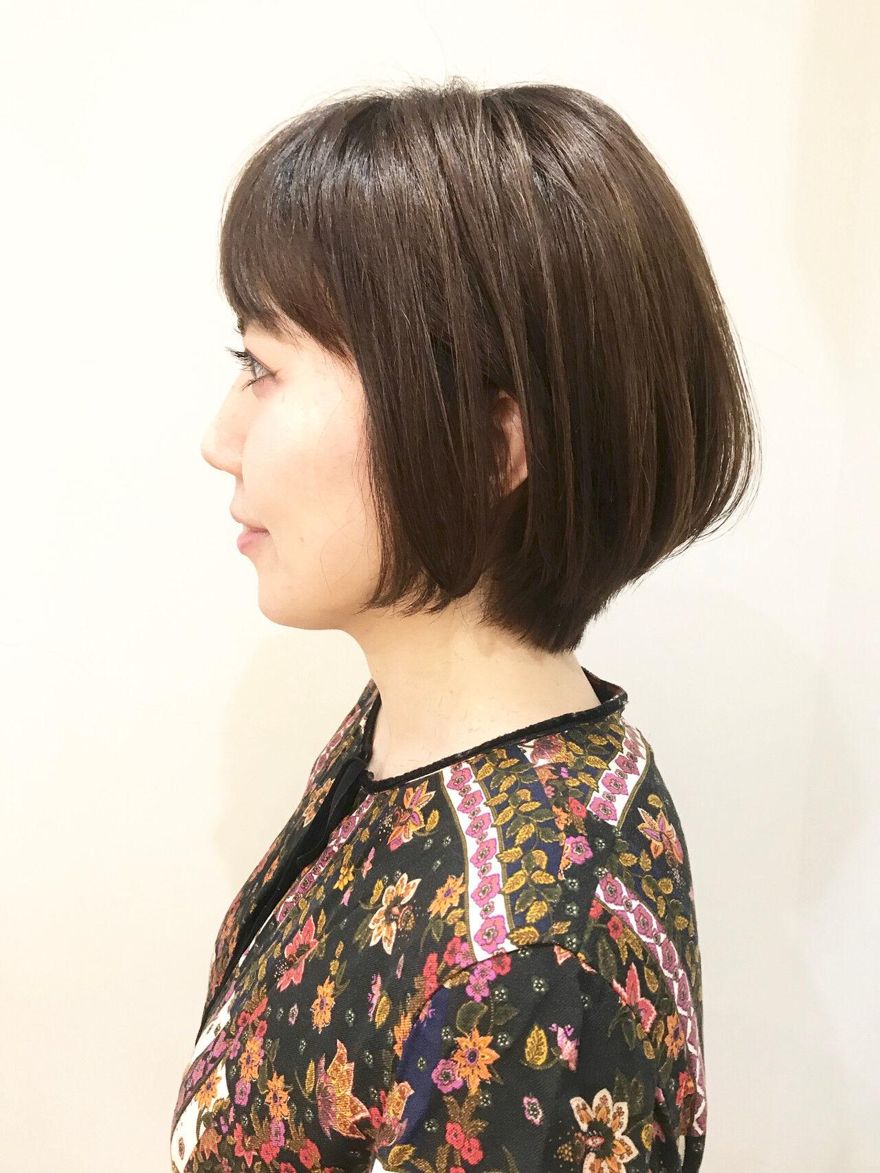 ショートヘア 小顔ショート デート ショートヘアスタイルや髪型の写真・画像