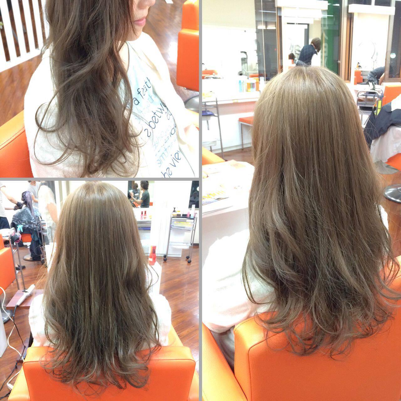外国人風 ストリート ゆるふわ ガーリーヘアスタイルや髪型の写真・画像