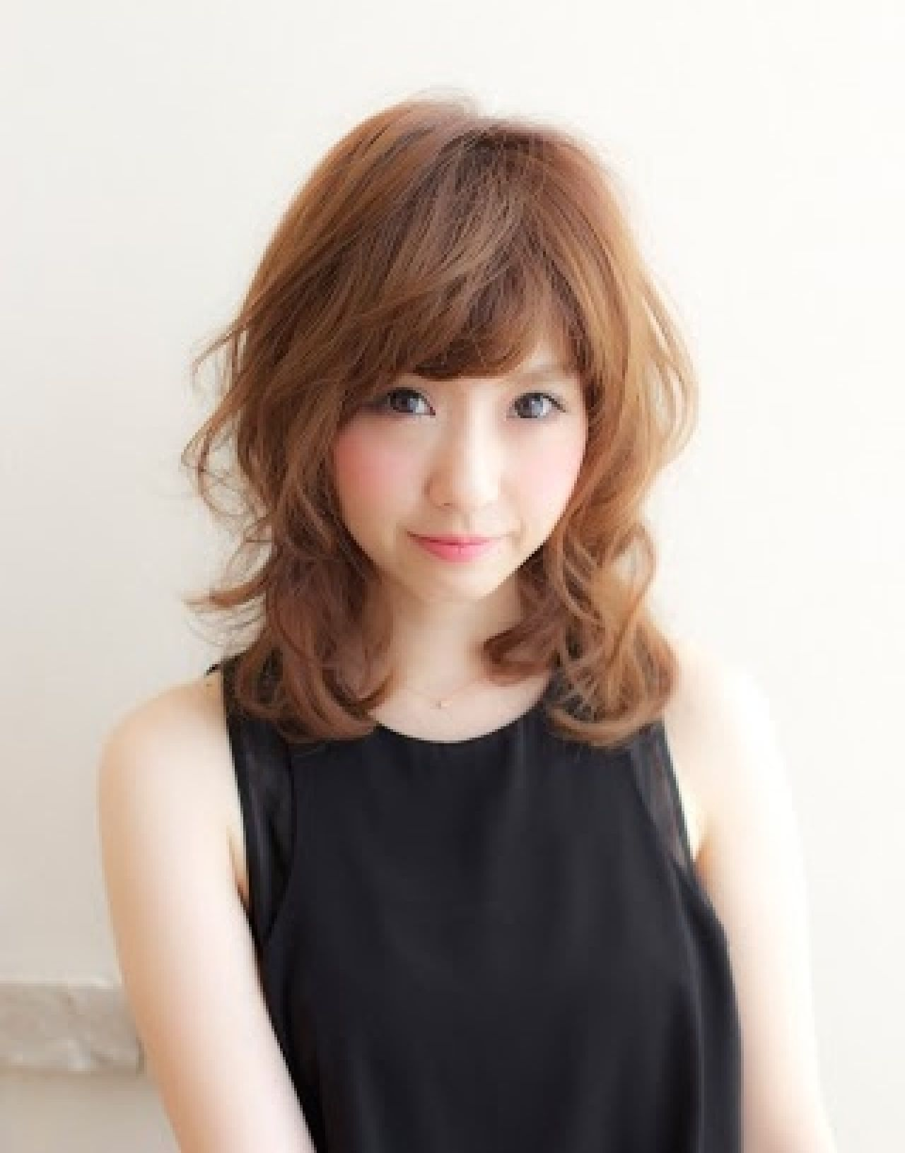 外国人風 愛され 大人かわいい モテ髪ヘアスタイルや髪型の写真・画像