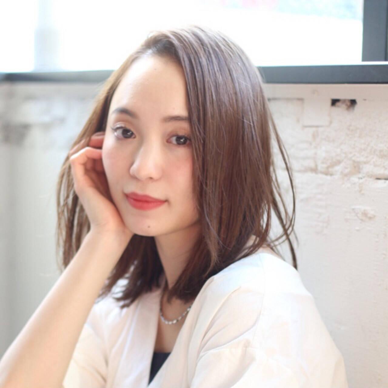 デジタルパーマ ヘアアレンジ エレガント アンニュイほつれヘアヘアスタイルや髪型の写真・画像