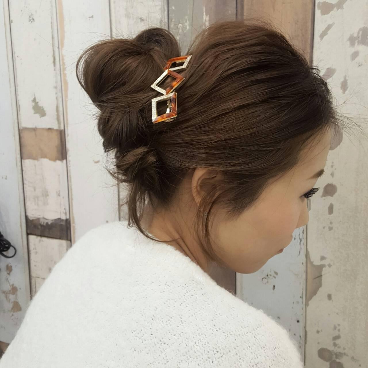 ロング ショート 大人かわいい 外国人風ヘアスタイルや髪型の写真・画像
