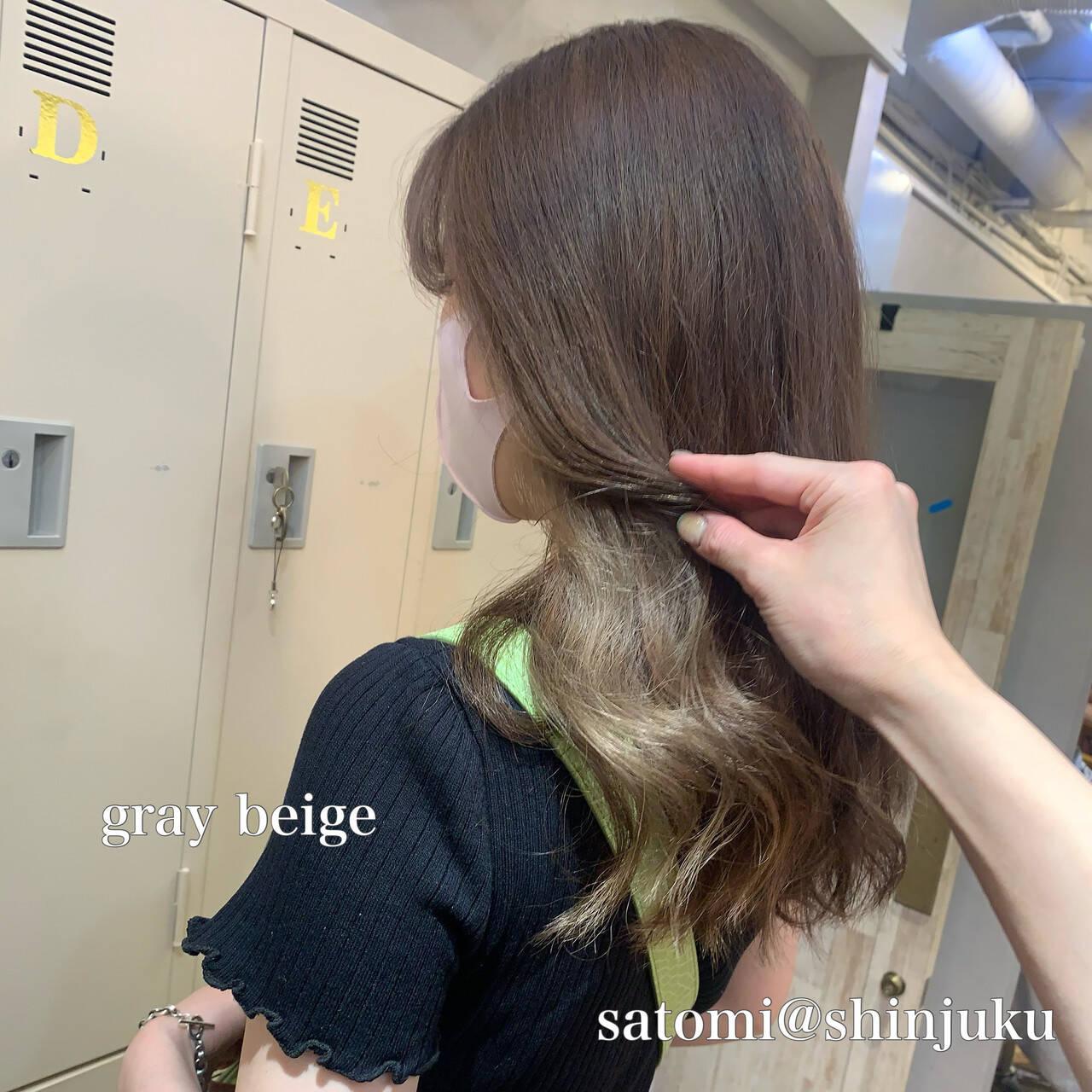 ゆるふわ 外国人風カラー モテ髪 大人かわいいヘアスタイルや髪型の写真・画像