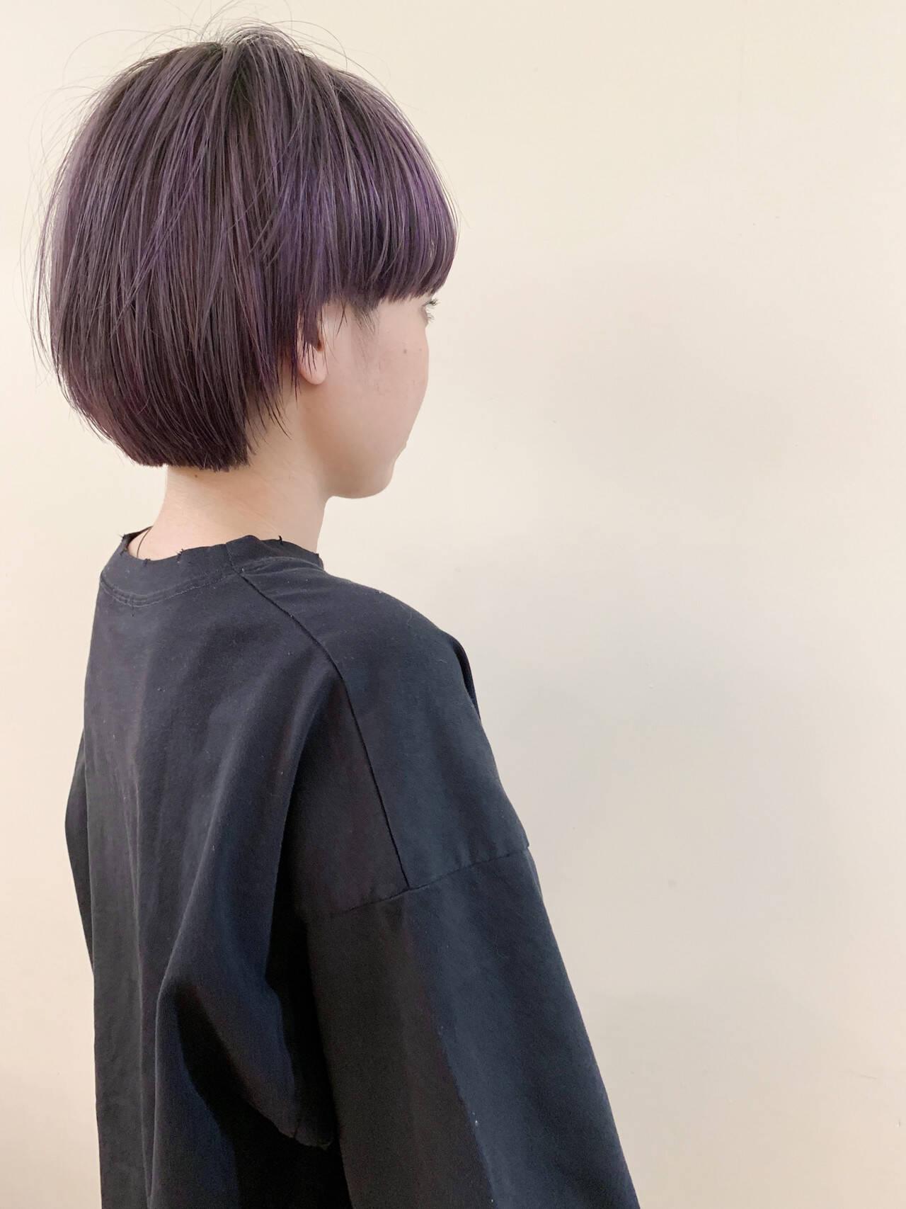 スポーツ ショート デート ナチュラルヘアスタイルや髪型の写真・画像