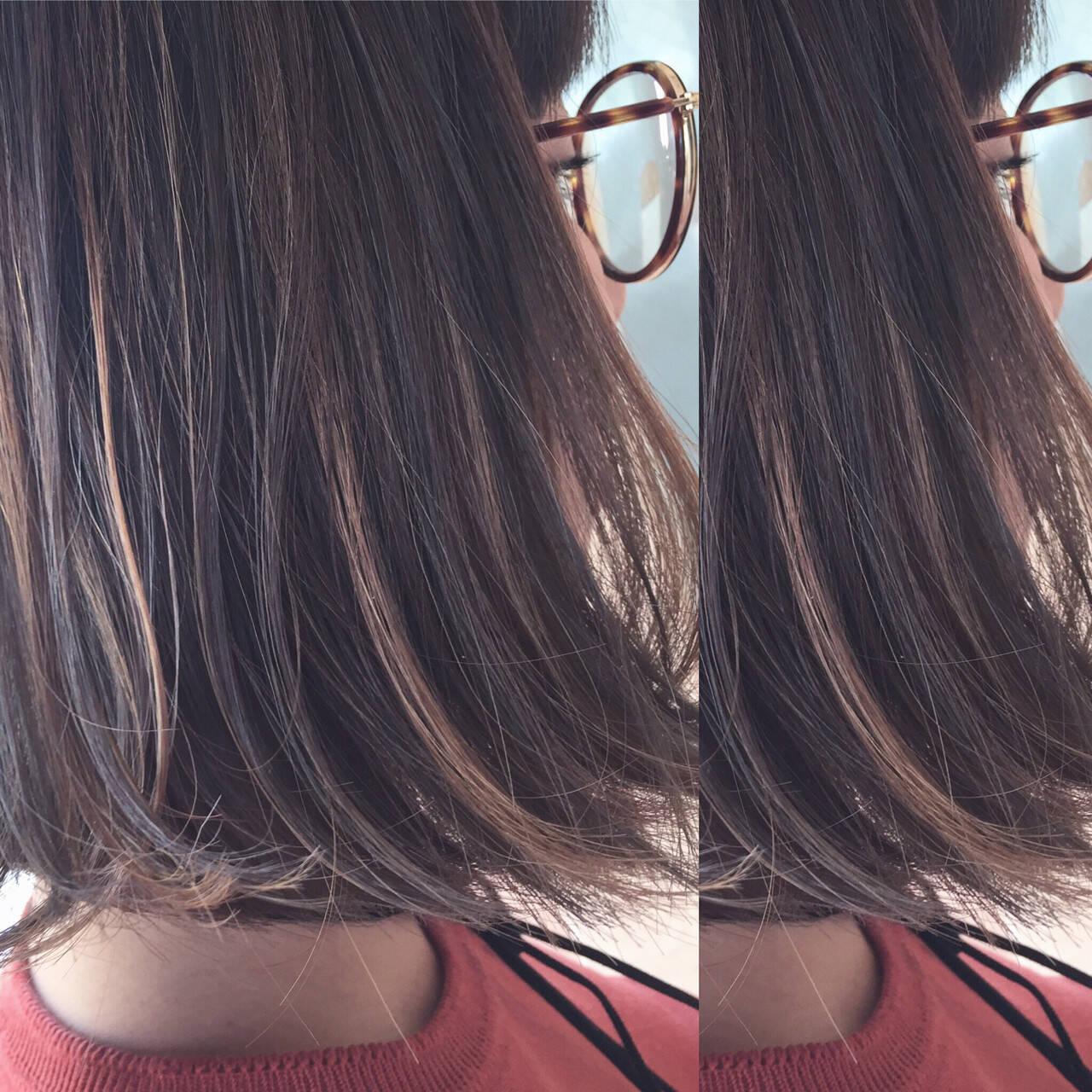 ストリート 外国人風 色気 アッシュヘアスタイルや髪型の写真・画像