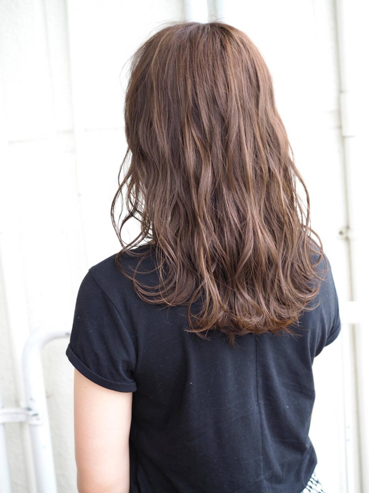 フェミニン 女子会 透明感 オフィスヘアスタイルや髪型の写真・画像
