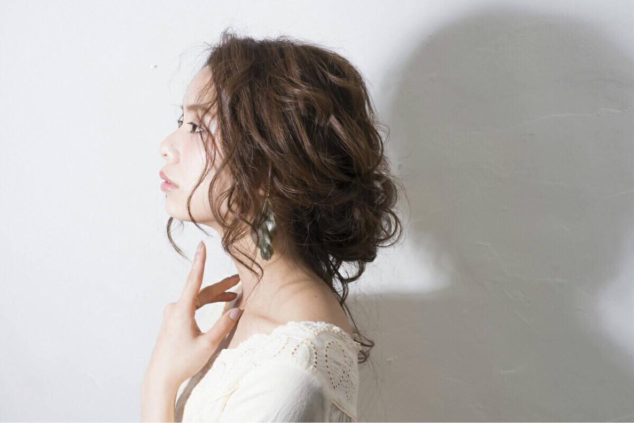 愛され 大人かわいい 外国人風 モテ髪ヘアスタイルや髪型の写真・画像
