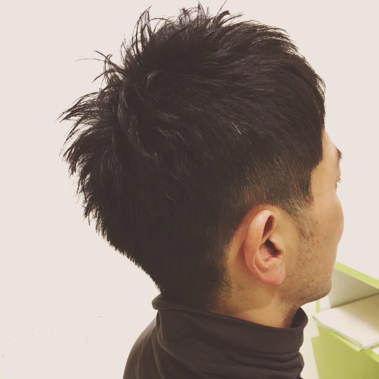 爽やか ナチュラル ショート メンズヘアスタイルや髪型の写真・画像