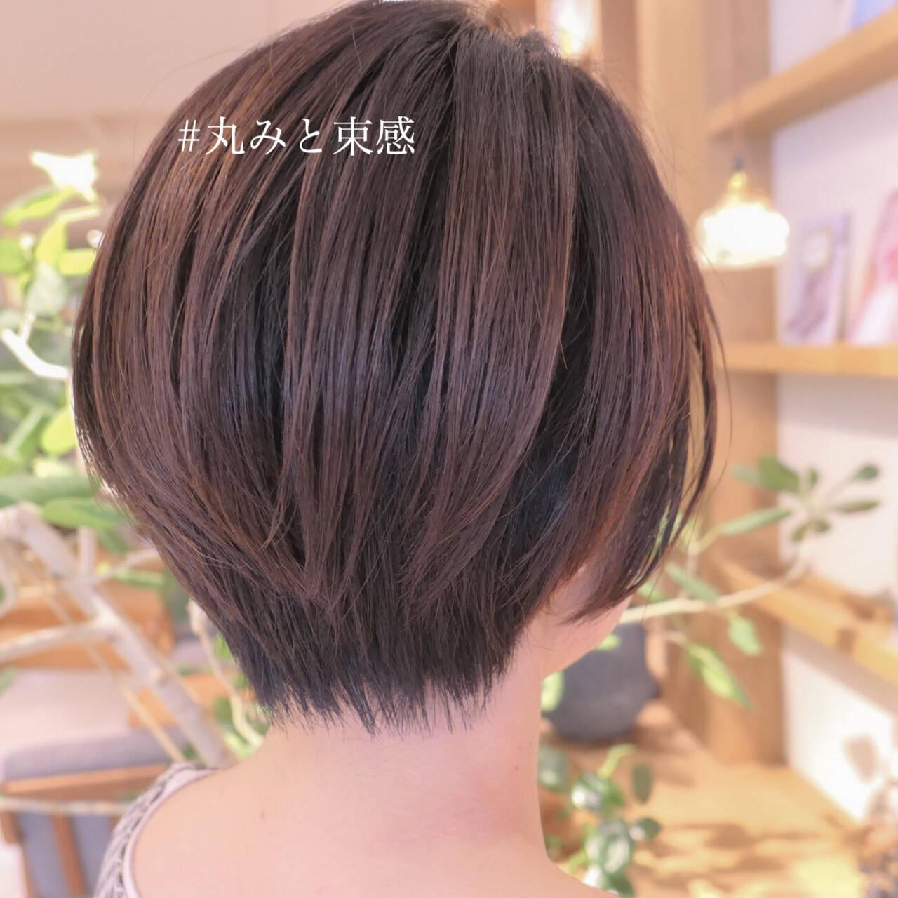 ナチュラル ショートヘア ベリーショート 抜け感ヘアスタイルや髪型の写真・画像