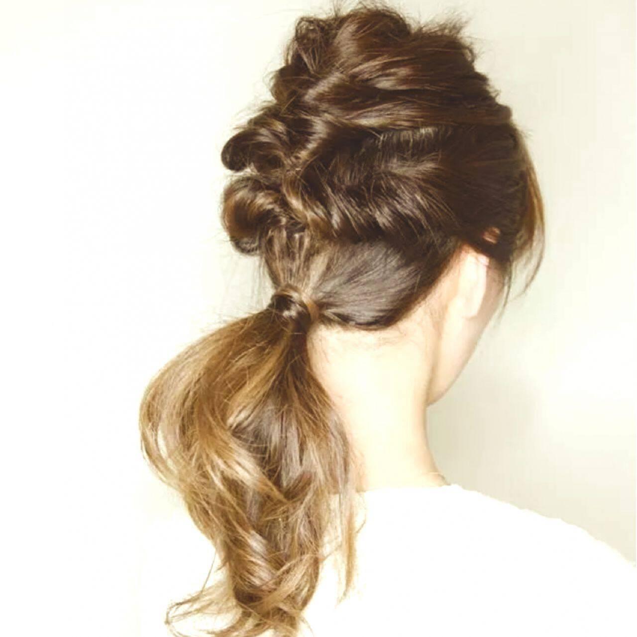 ショート 愛され モテ髪 秋ヘアスタイルや髪型の写真・画像