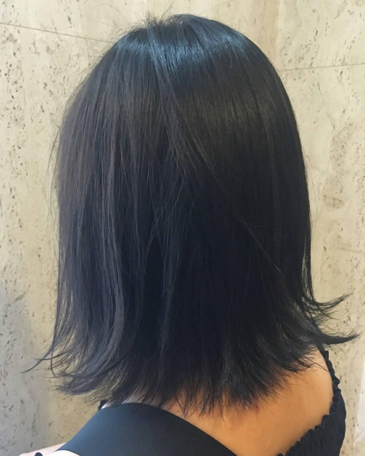 フェミニン ストリート 大人かわいい ボブヘアスタイルや髪型の写真・画像