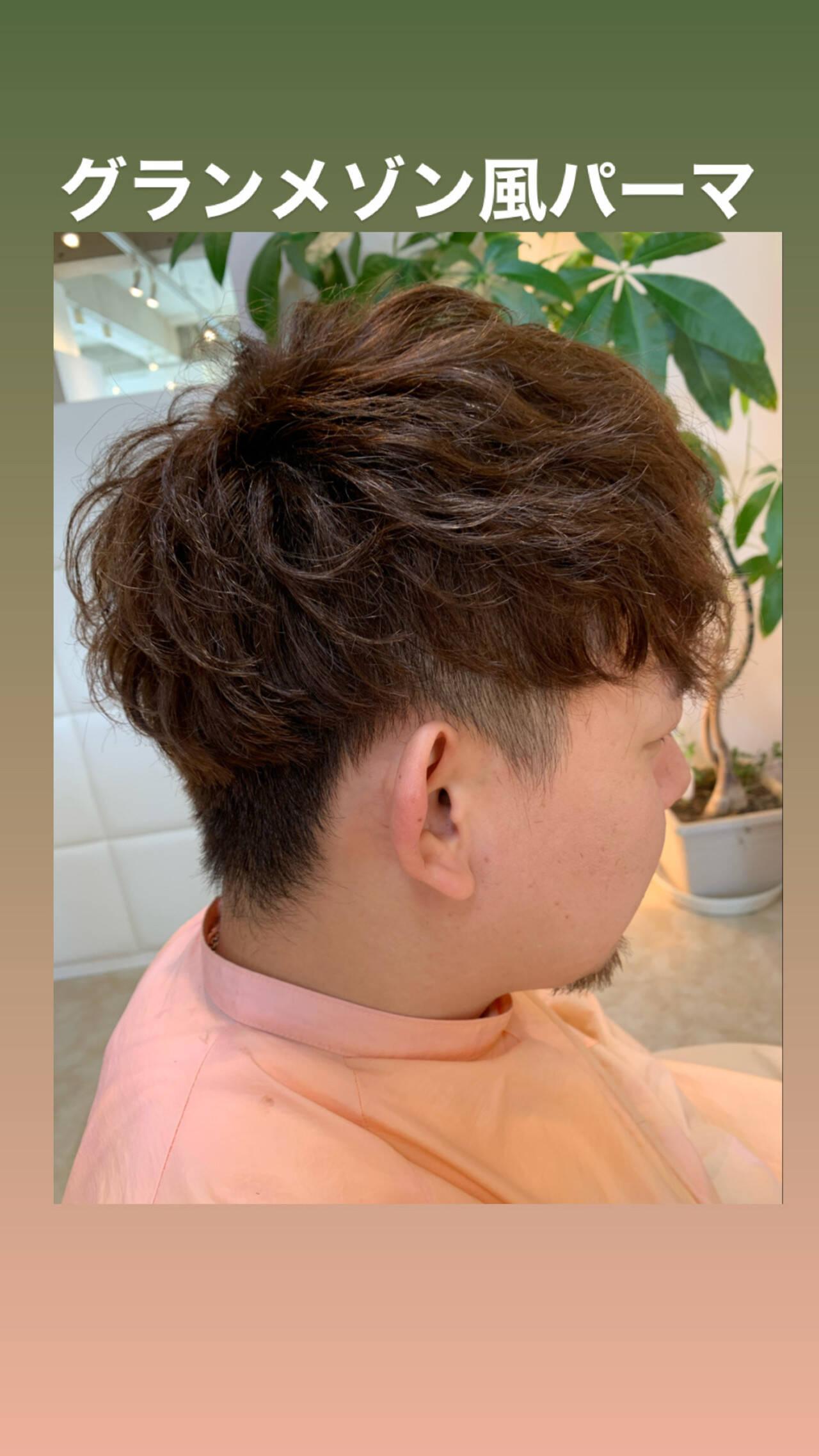 ショート ナチュラル ミニボブ ウルフカットヘアスタイルや髪型の写真・画像