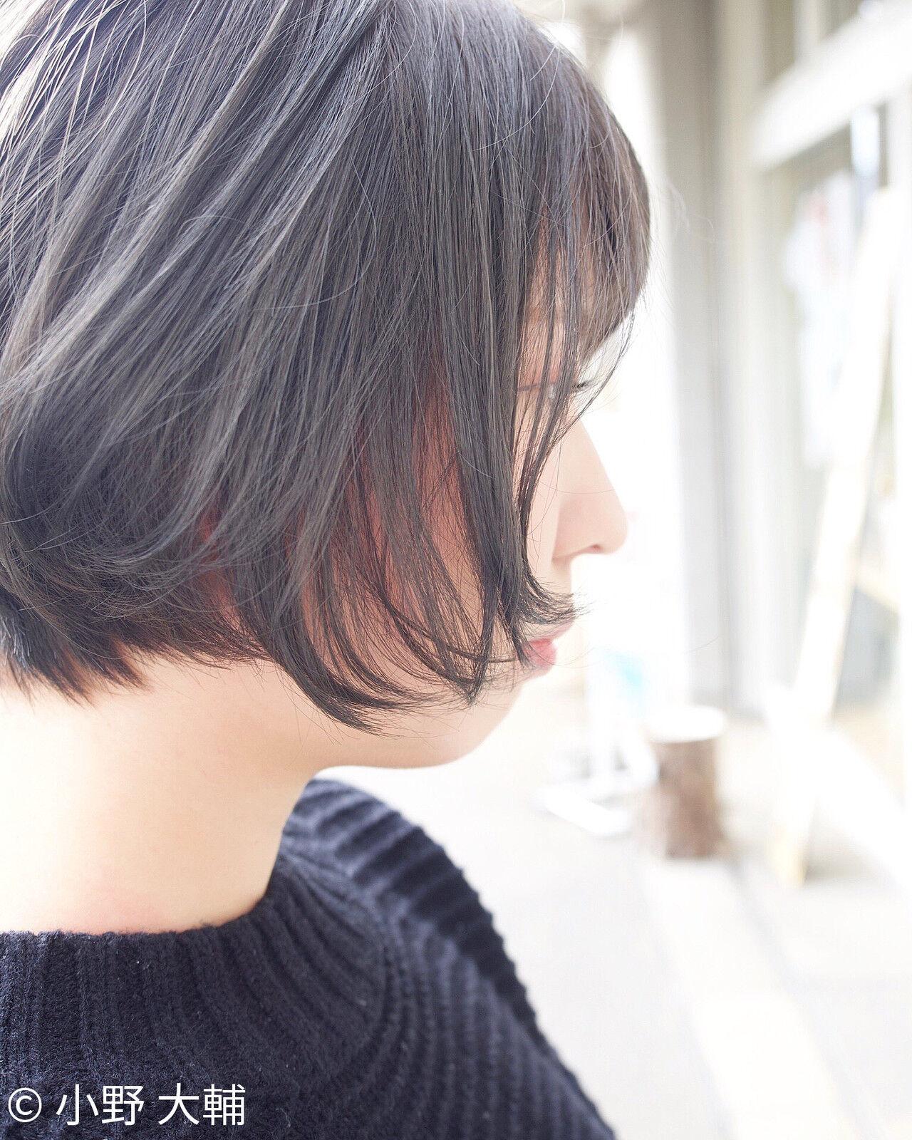ナチュラル アッシュグレージュ グレージュ 外国人風カラーヘアスタイルや髪型の写真・画像