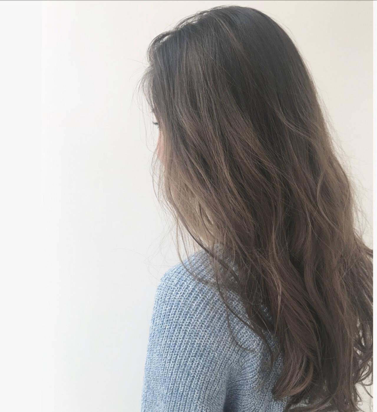 外国人風 ストリート アッシュ 外国人風カラーヘアスタイルや髪型の写真・画像