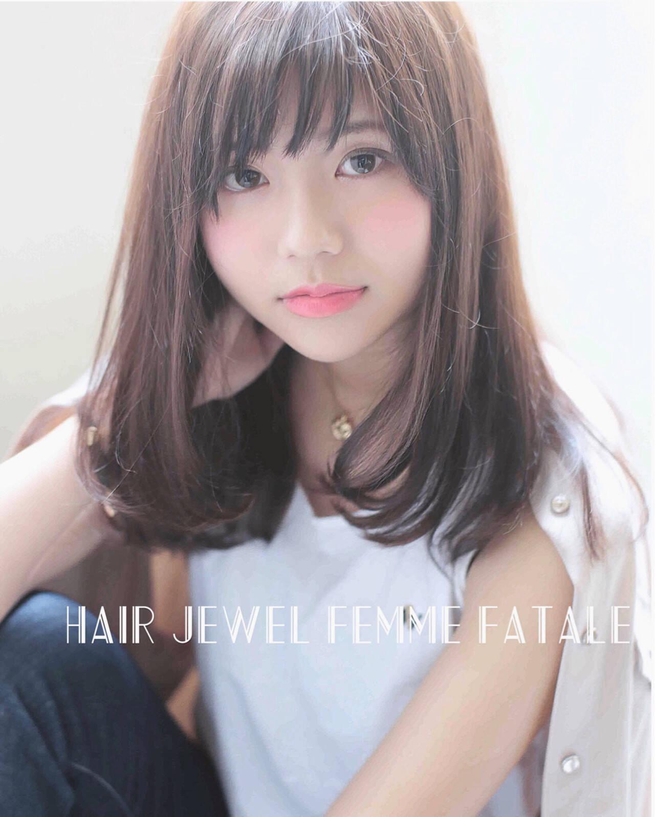 可愛い 愛され  大人かわいいヘアスタイルや髪型の写真・画像