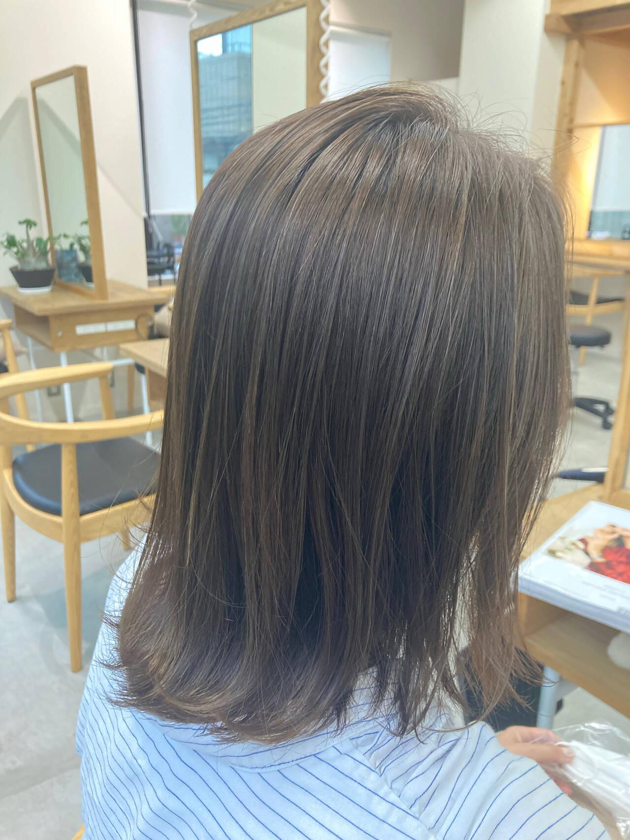 ボブ アンニュイほつれヘア 簡単ヘアアレンジ ナチュラルヘアスタイルや髪型の写真・画像