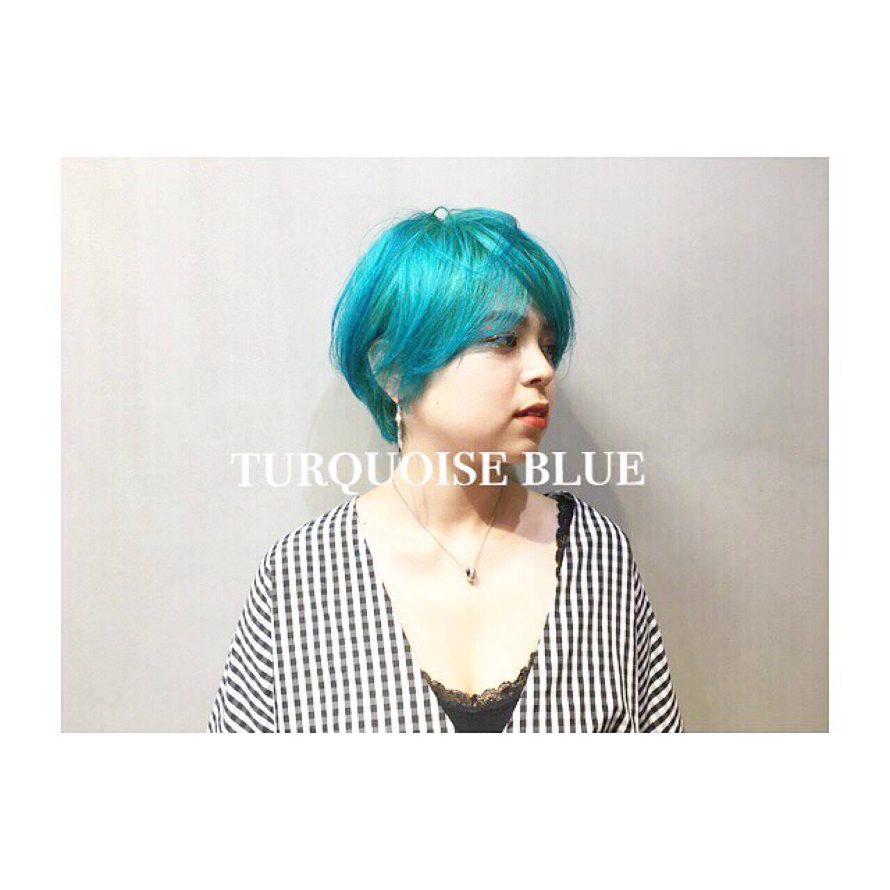 ストリート 色気 ウルフカット 大人かわいいヘアスタイルや髪型の写真・画像