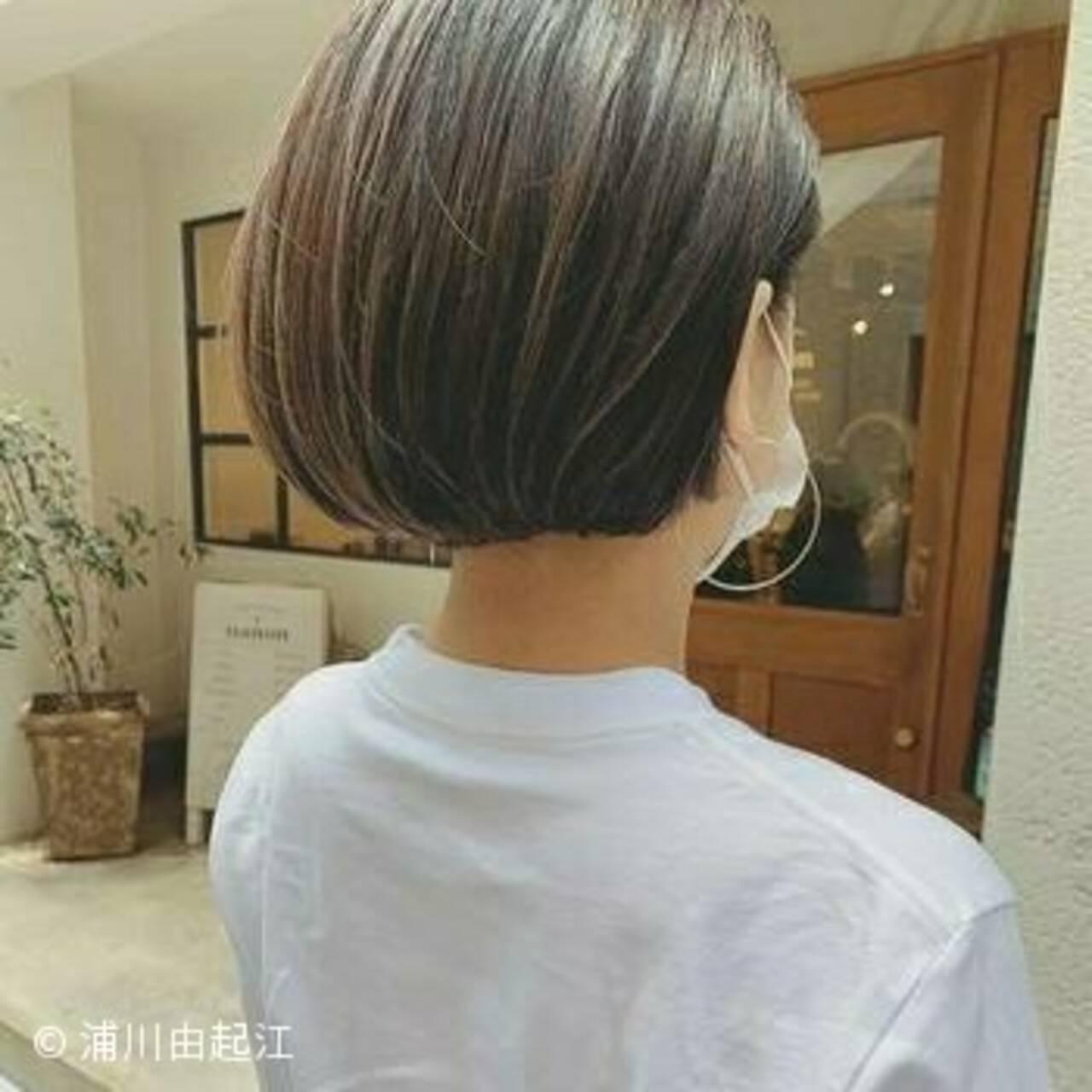 大人かわいい ナチュラル 白髪染め ゆるふわヘアスタイルや髪型の写真・画像