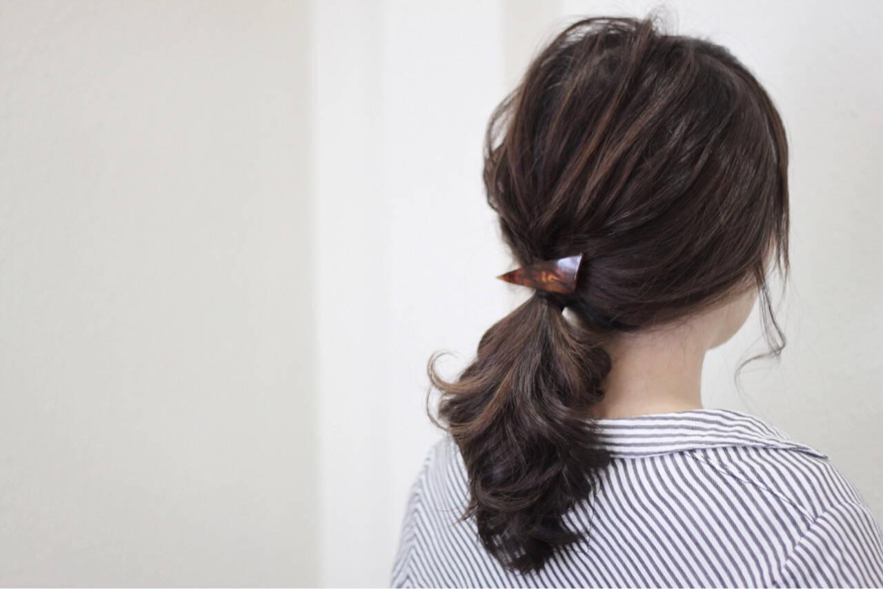 結婚式 セミロング ショート 大人かわいいヘアスタイルや髪型の写真・画像