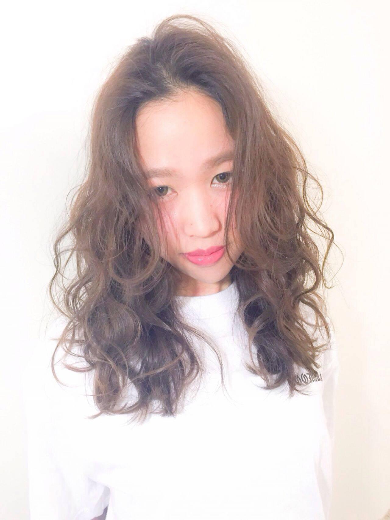 モテ髪 フェミニン 春 愛されヘアスタイルや髪型の写真・画像