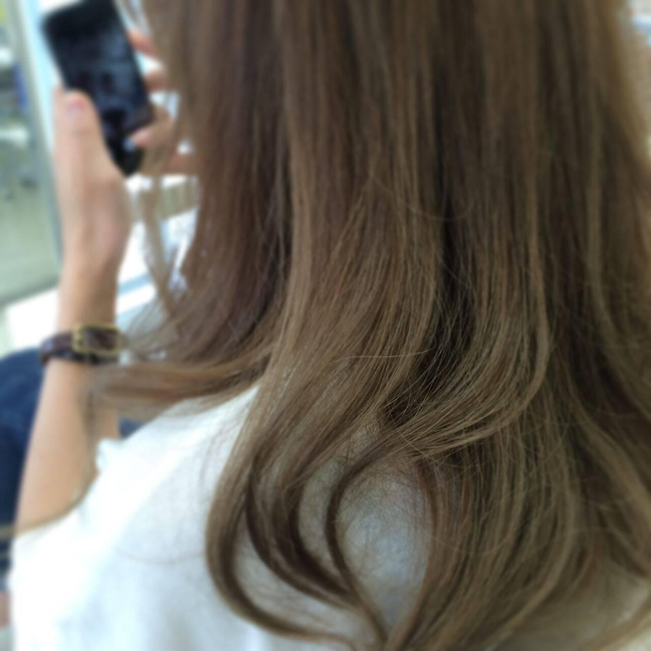 黒髪 モード アッシュ 秋ヘアスタイルや髪型の写真・画像
