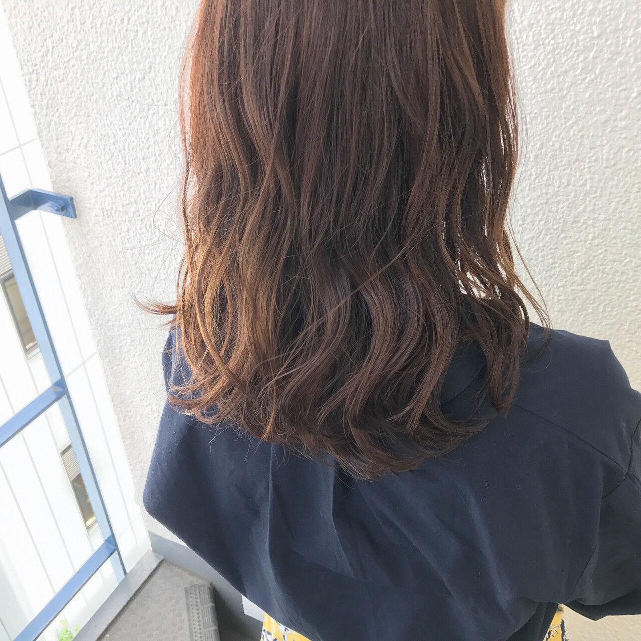 アッシュグレージュ ブラウン 外国人風カラー ブラウンベージュヘアスタイルや髪型の写真・画像