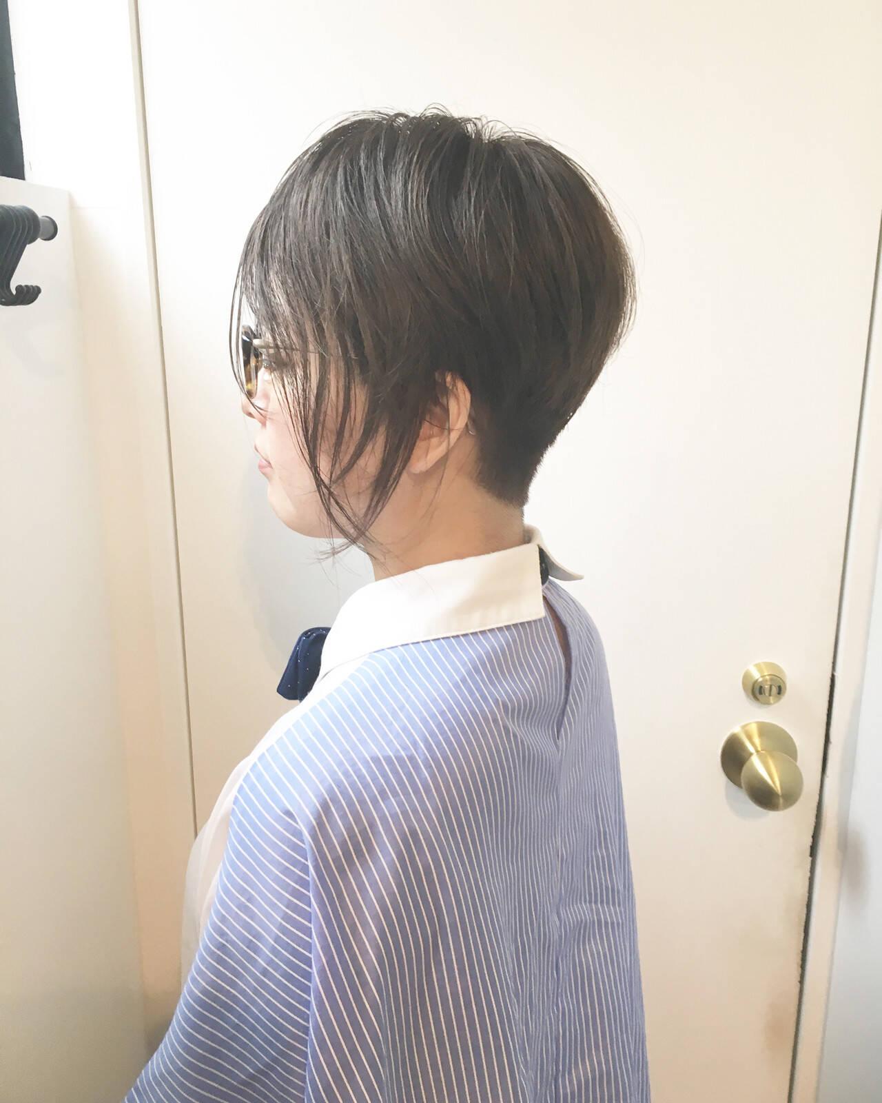 アッシュグラデーション アッシュグレージュ ストリート グラデーションカラーヘアスタイルや髪型の写真・画像