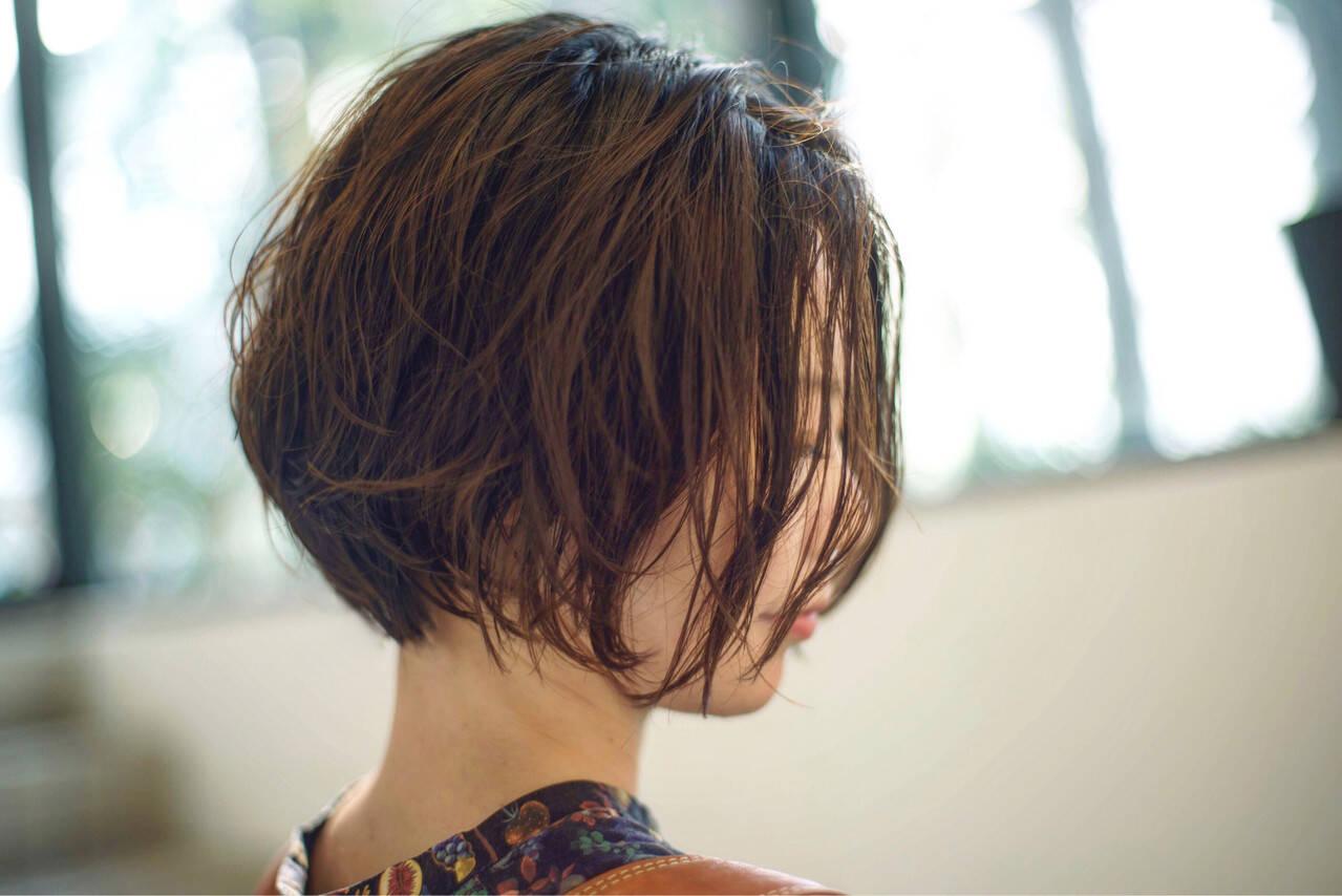 ナチュラル パーマ ゆるふわパーマ パーマヘアスタイルや髪型の写真・画像
